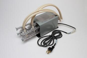 4958-0096 Dual Head Peristaltic Pump 115 VAC
