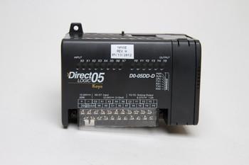 5600-0153 Direct Logic D0-05DD-D PLC with Program for 1095E Freezer Chiller