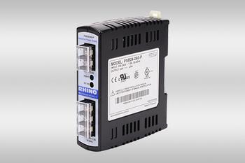 5400-0021 DIN Rail Mount Power Supply 24VDC 60 WATT