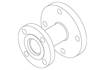 Flange Adapters/Flange Spacers