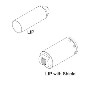 Low Induction Particle with Shield
