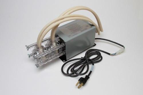 4958-0102 Dual Head Peristaltic Pump (230 VAC) Hazardous Location