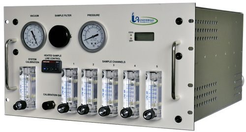 Sample Conditioning Drawer