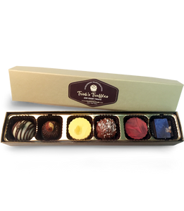 A Selection of our Classic Flavors, each European handcrafted for your enjoyment