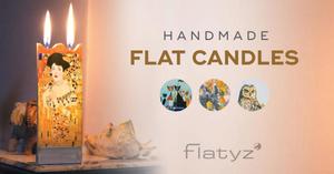 Flatzy Candles