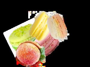 Spring Macarons