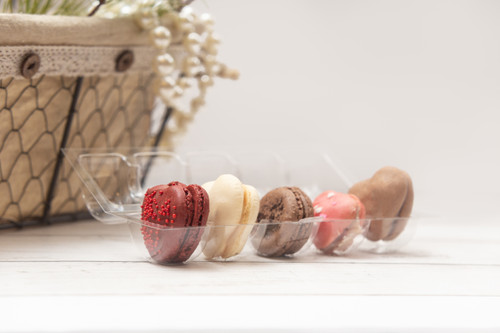 Holiday French Macarons