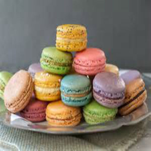 Classic 5 Piece French Macarons