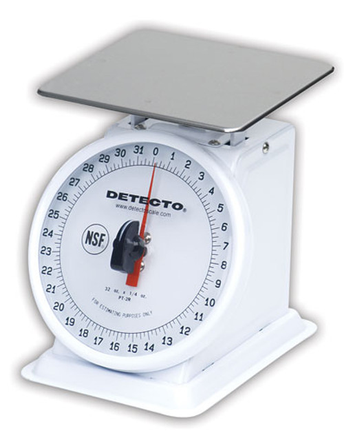 PT-2R Top Loading Dial Scale