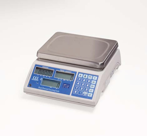 Dual Channel Counting Scale 3lbs 1