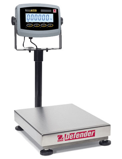 Defender 3000 D31P30BR Bench Scale