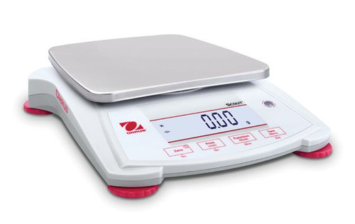 SPX6201 Laboratory & Industrial Weighing - Next Generation of Scout Balances