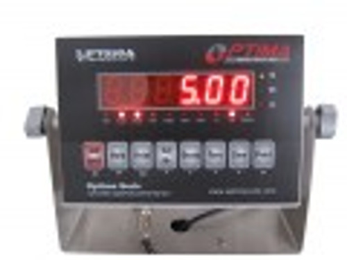 LCD Weighing Indicator with Integrated Thermal Printer (NTEP CC #: 09-070A1) OP-900B-23