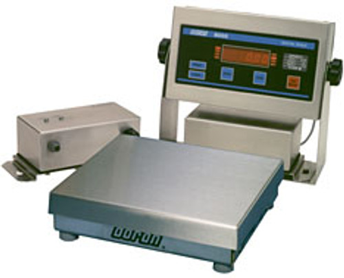 """8000IS Intrinsically Safe 15"""" x 15"""" Scale System Battery P 1"""