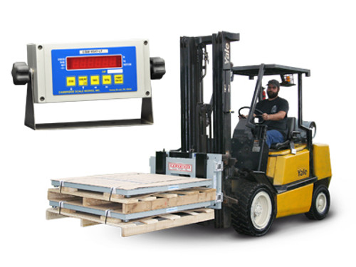 Cambridge DL-CSW-10AT-LT-12K Dyna-Lift Truck Scale