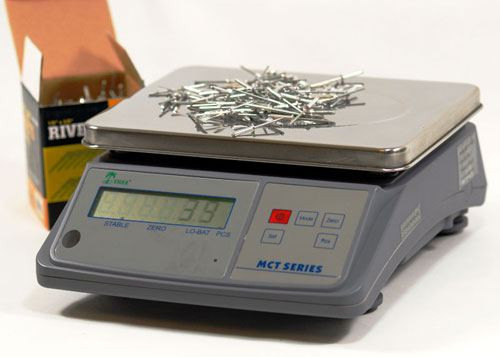MCT-7-Plus Mid Counting Scale
