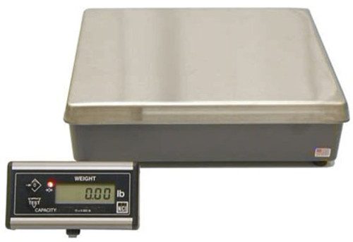 NCI 7820R Parcel Shipping Scale