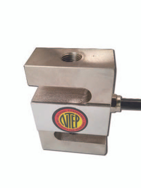 Tension S-type Load Cell 15,000lbs