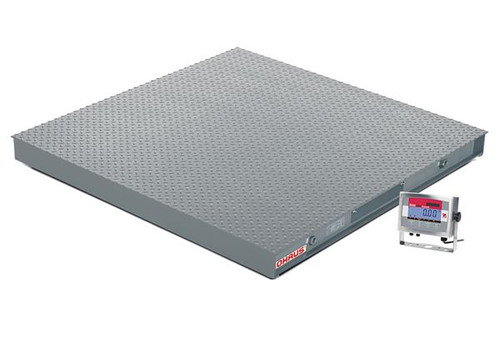 VX32XW2500L Economical Floor Scale for Basic Washdown Industrial Applications
