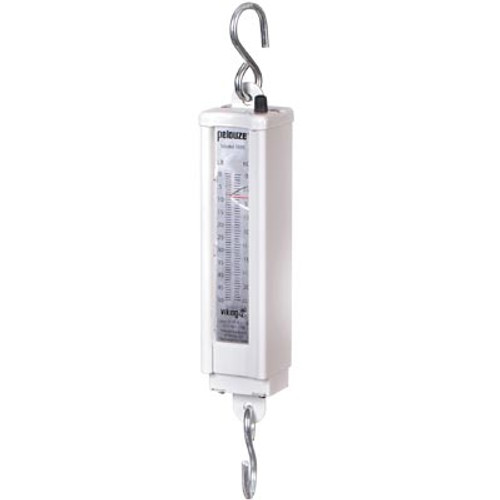 7810 110lb Vertical Hanging Scale