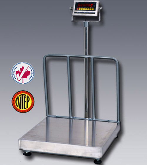 BSBR 18x24 Bench Scale 1