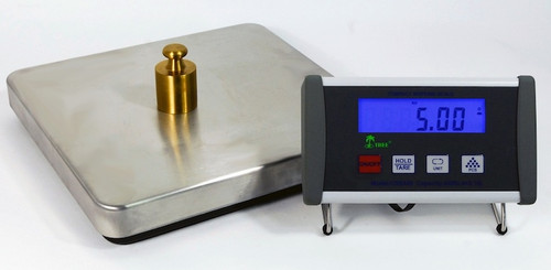 CSS-440 Small Shipping Scale 440lb x 0.1lb