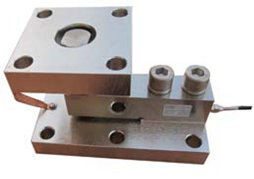 Single-Ended Beam Mount (Tank Cell) Load Cell 20000lbs Large Envelope