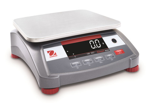 R41ME6 Ranger 4000 Durable Industrial Scale