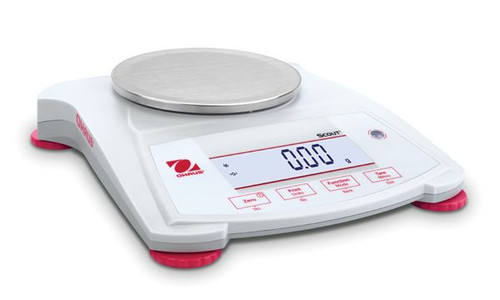 SPX222 Laboratory & Industrial Weighing - Next Generation of Scout Balances