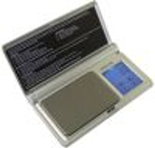 AMW-BS-100 Touchscreen Pocket Scale - Black 1