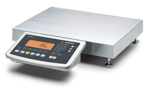 """CAW2S4UR-250GG-I Stainless Steel Combics Complete Scales 300x.01 lbs Platform 24""""x24"""""""