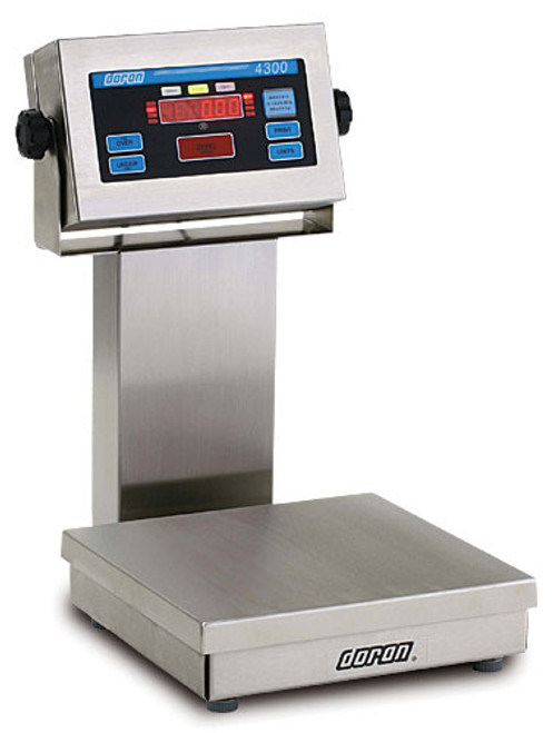 """4350P/12S Digital 12""""x12"""" Checkweigh Scale"""