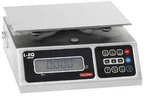 Stainless Steel Portion Scale  10lbs
