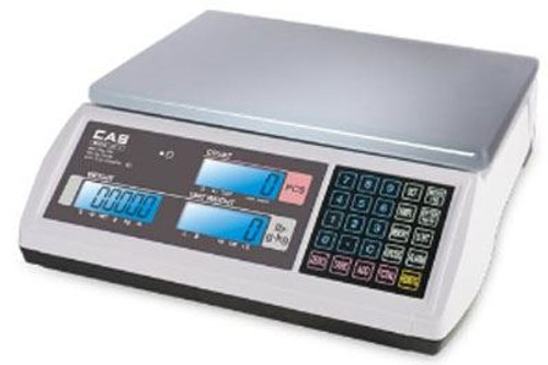 EC2-60 EC-2 Series Dual Channel Counting Scale