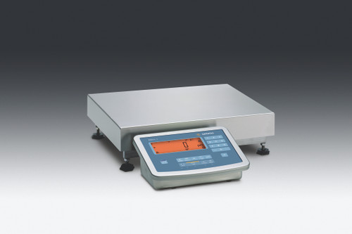 """MW2S1U-30FE-L  Midrics Complete Stainless Steel Bench Scales 60x.005 lbs 19.5""""x15.75"""" platform , Non-Verifiable"""