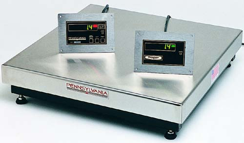 Airline Baggage Scale MDL64