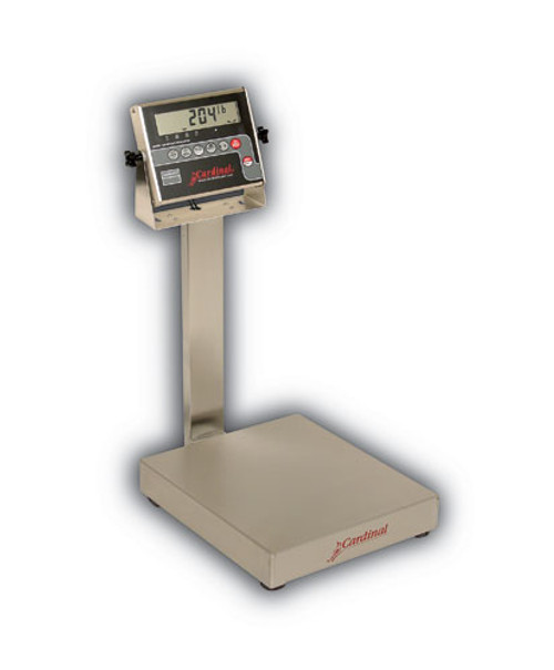 EB-150-205 Stainless Steel Bench Scale