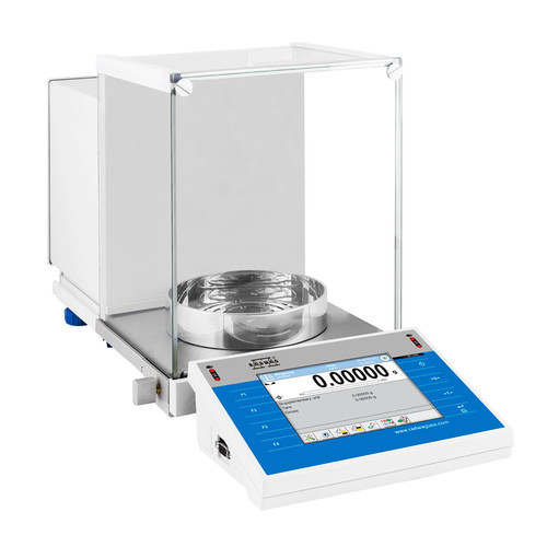 XA 110.4Y.A.B Professional Line Analytical Balance with Wireless Indicator