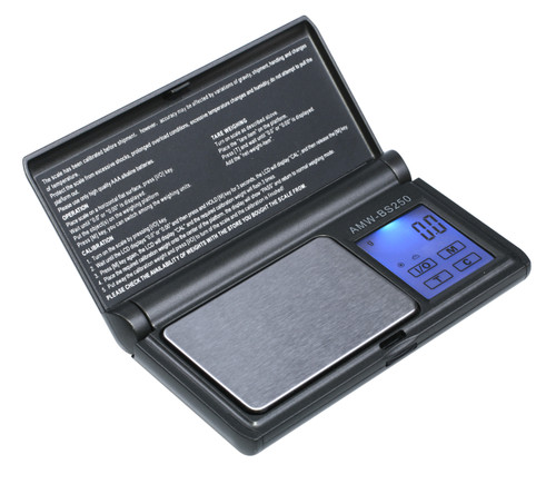 BS-250 Touchscreen Pocket Scale