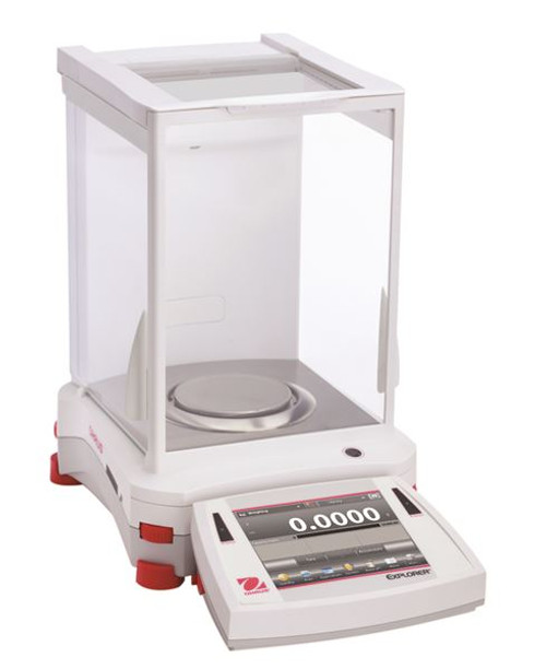 EX224N/AD Explorer Precision Balance with Automatic Door