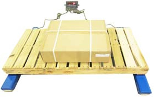 """Weigh Beam System 60""""(L) x 5.5""""(W) 20000lbs"""