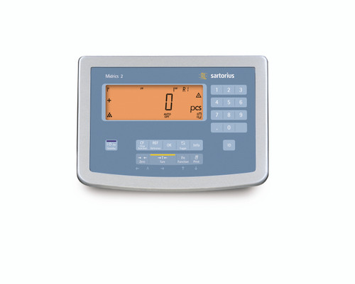 MIS2U-L9 Midrics 2 Indicator (Table Top Version with U-Bracket and RS232) for Canadian Market
