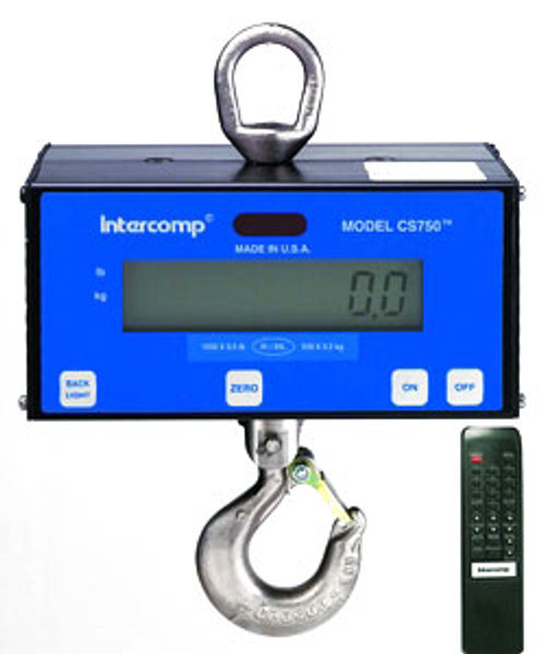 CS750 Hanging Scale - Legal for Trade 5