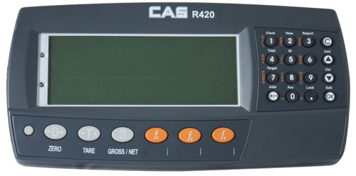 R420-02-PM Industrial Weight Controller with Panel Mount and K402 Software