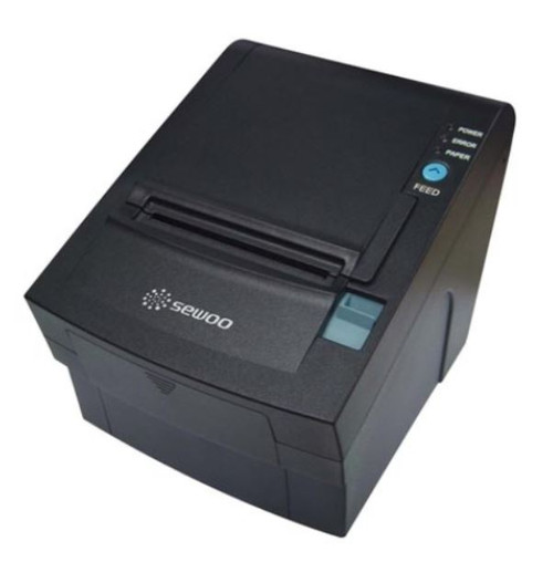 LK-T200US Series POS Printer with USB Interface and Serial Port