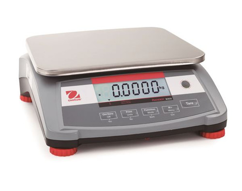 R31P6 Ranger 3000 Multipurpose Compact Bench Scale