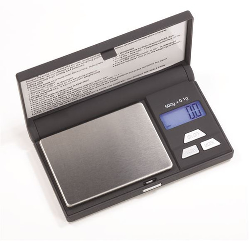 YA501 Portable Precision Weighing in a Compact Case