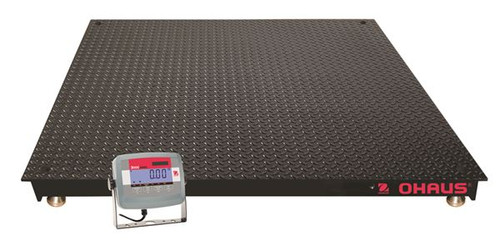 VN31P5000X Economical Painted Steel Floor Scale