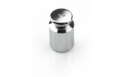 CARBON STEEL, CHROME FINISH, 300G CALIBRATION WEIGHT (300WGT)
