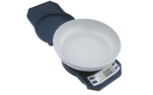 PRECISION DIGITAL KITCHEN WEIGHT SCALE, FOOD MEASURING SCALE, 3KG X 0.1G (LB-3000)